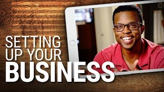 Building Your Channel into a Business ft. D4Darious | Business Skills for Creators