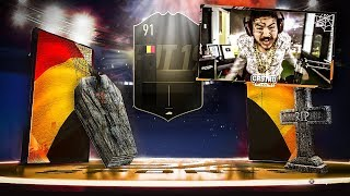 WHAT A PACK! HALLOWEEN COSTUME!! FIFA 19