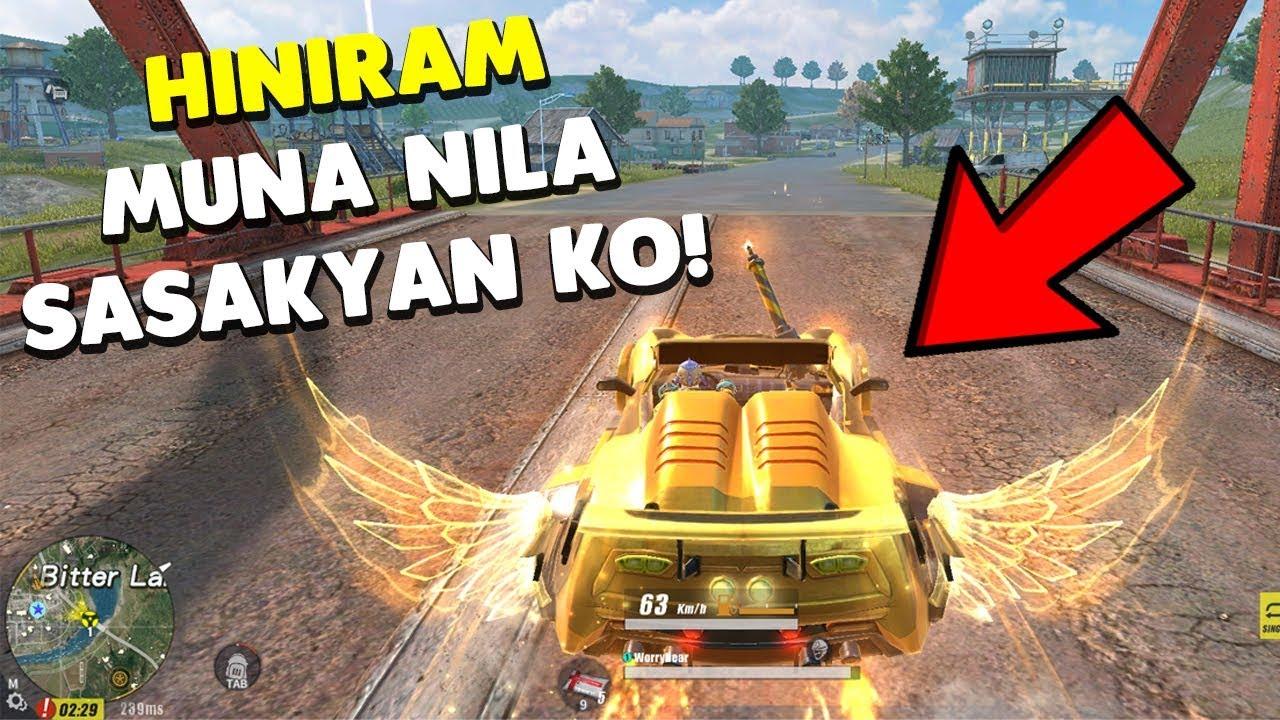 PINASUBOK KO YUNG BAGO KONG SASAKYAN! (Rules of Survival: Battle Royale)
