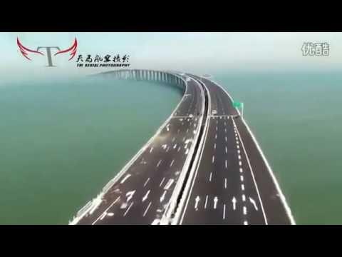 Le pont le plus haut au monde, qui va lier le Maroc à L'espagne
