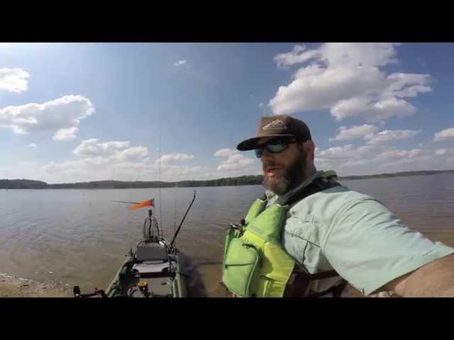 Eddyline Kayaks C135-YakAttack Edition - Kayak Fishing Review