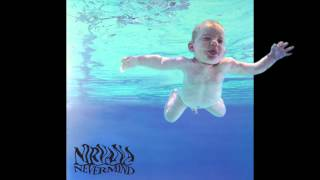 Nirvana - Nevermind cd kapağı animasyon