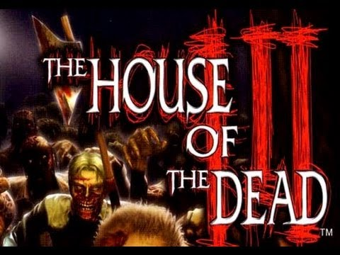 Classic Games The House Of The Dead 3 A Matar Zombies Youtube