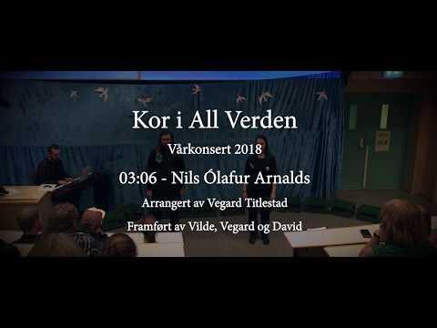 kiav, Vilde, Vegard og David - 03:06 - gjenfortalt som duett