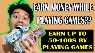Games That Earn And Win Real Money•legit• Cash Pay-out By Paypal  Earn Money By Playing Games