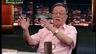 锵锵三人行20090608王蒙:《潜伏》里的特工不是脑残
