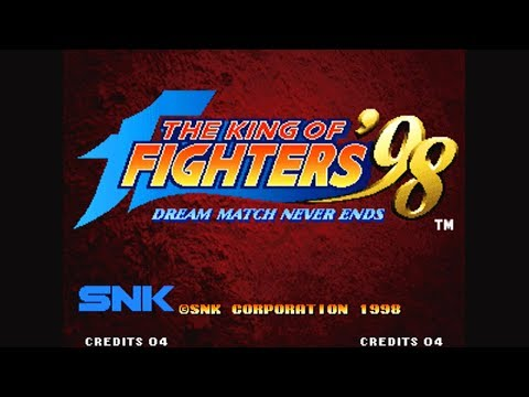 [ネオジオミニ] THE KING OF FIGHTERS '98 [NEOGEO mini]