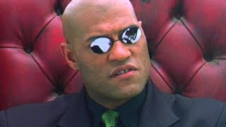 The Real Reason Laurence Fishburne May Not Return As Morpheus In The Matrix 4
