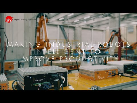 Innovation Japan: Making Industrial Robots Intelligent To Improve Productivity