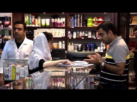 Iran: Les médicaments étrangers se font rares