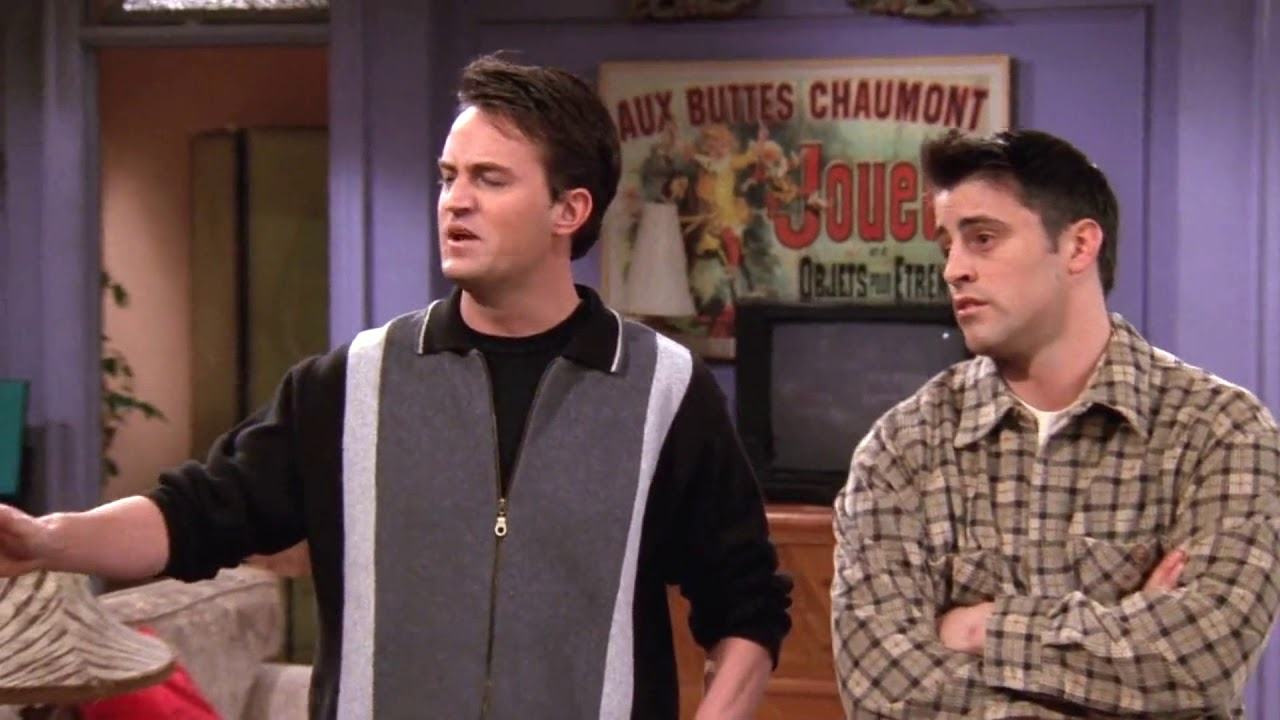 Friends The Apartment Switch Quiz