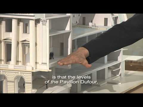 The works of the Pavillon Dufour