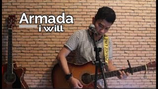 Armada - I Will [Cover Anggy Naldo]