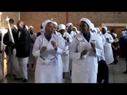 Unto the church of God Apostolic Jerusalem in Zion - Ingoma