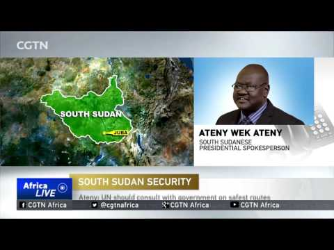 INTERVIEW: South Sudan government says rebels responsible for attack on aid workers