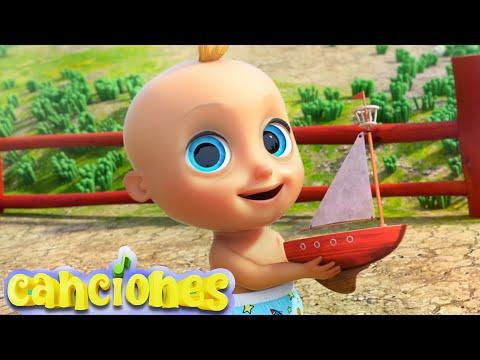 LooLoo – Rema en tu barca – Canciones Infantiles | LooLoo – Cantece pentru copii in limba spaniola