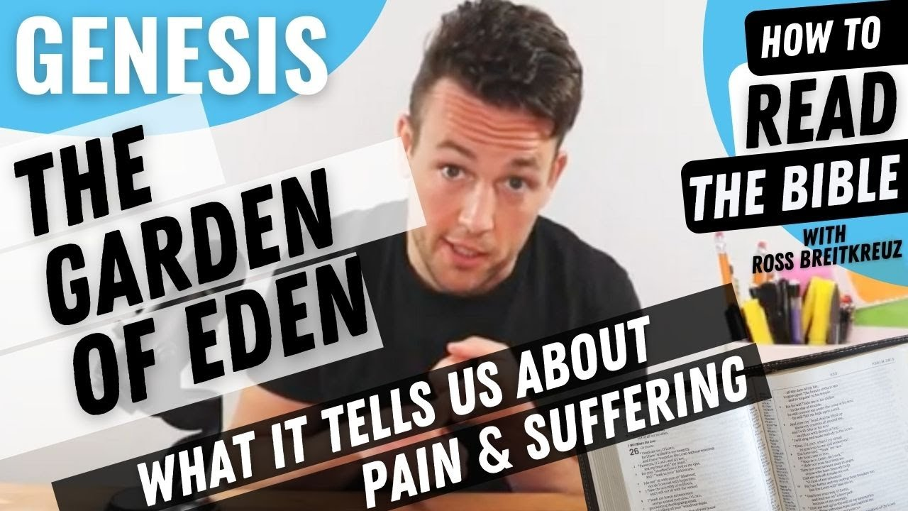 Pain. Suffering. The Garden.  - Chapter 1.4