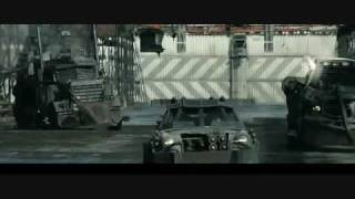 Music Video Death Race - Stage II