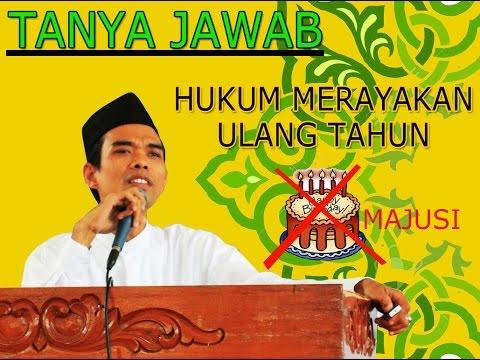 Hukum Merayakan Ulang Tahun - Ustadz Abdul Somad Lc.MA.m2ts