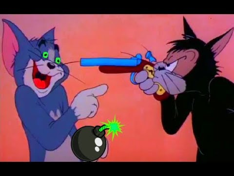 Tom and Jerry 2018 | Fight Two Cat | Cartoon For Kids