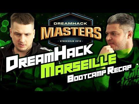 DreamHack Marseille Bootcamp Recap