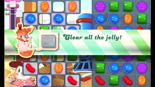 Candy Crush Saga Level 444 walkthrough (no boosters)