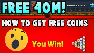 How to get free coins in 8 Ball Pool (2018)