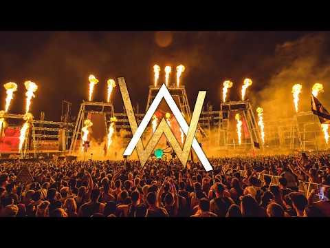 Alan Walker Mix 2017  💯 Party Shuffle Dance Music Video [HD] | NONSTOP DJ ALAN WALKER MIX  2017