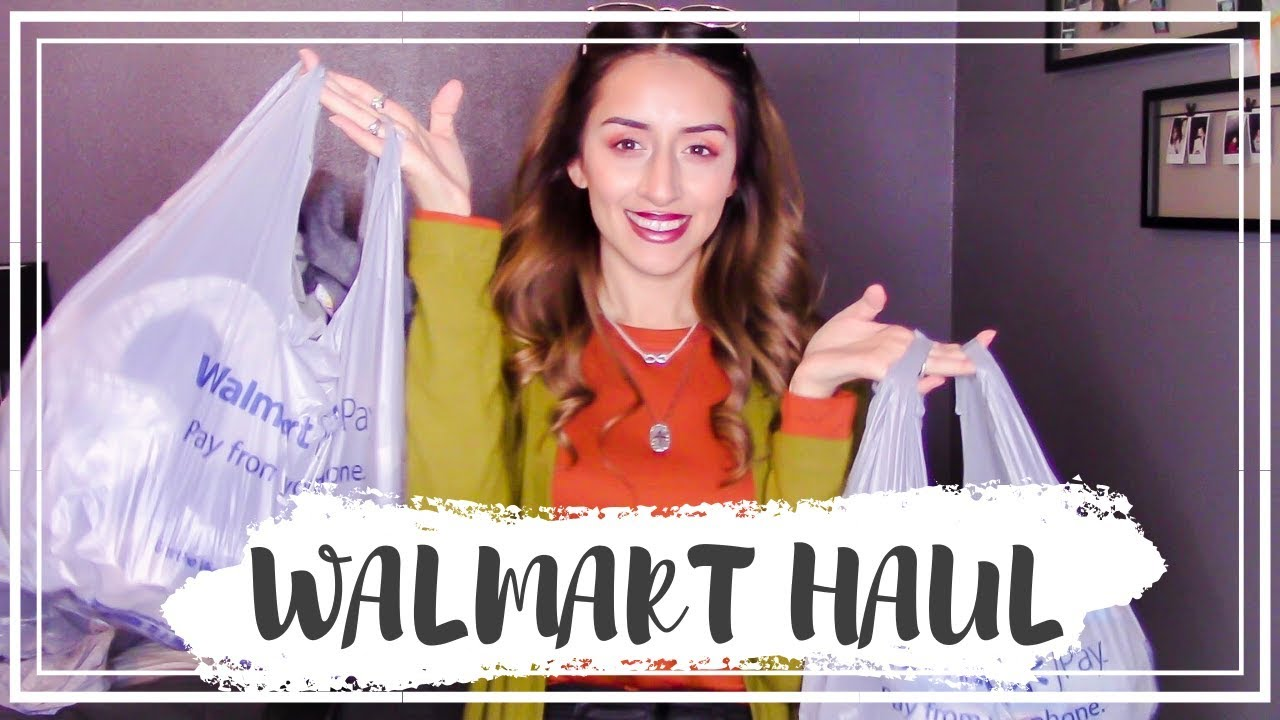 [VIDEO] - WALMART HAUL | Children's Clothing Haul | Women's Clothing Haul 2019 | Adelle Perez 3