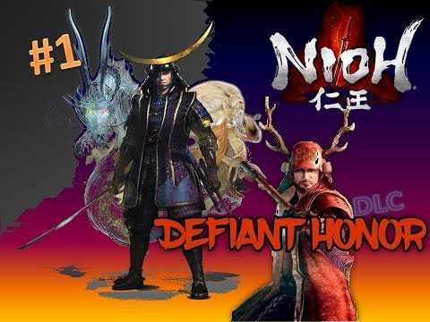 NIOH [DLC] Onore Sprezzante #1 - L'assedio di Osaka