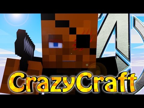 "Minecraft | CrazyCraft 2.0 - OreSpawn Modded Survival Ep 134 - ""HALL OF JUSTICE"""