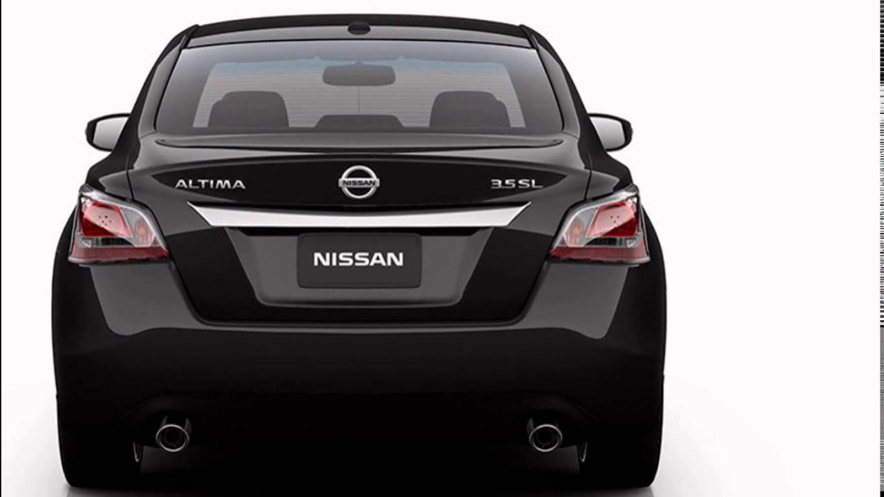 2016 Nissan Altima Super Black