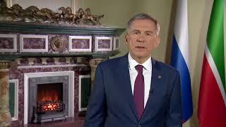 Минниханов призвал татарстанцев прийти на выборы президента России