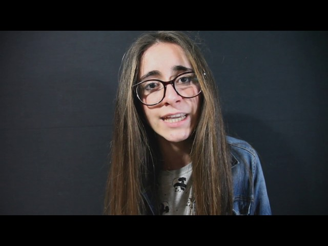 El vídeo de esta adolescente de un instituto de Albacete hablando sobre el machismo triunfa en Internet