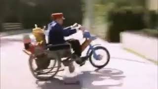 Funny rideing with bike //comedy video