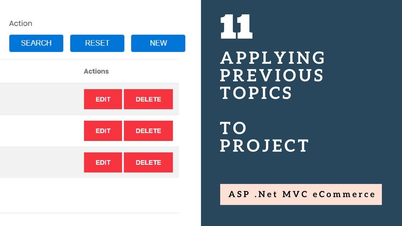 Image Uploading with Products, Singleton Pattern and Others in ASP .Net MVC Project - Session 11