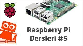 raspberry pi gpio pinlerinin kullanımı raspberry pi 3 ile led yakmak 5