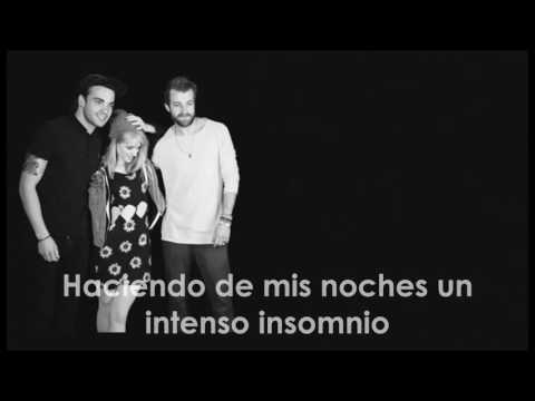 Stuck On You  Paramore Subtitulada en español
