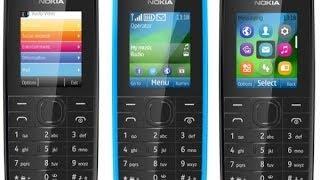 обзорr Nokia 109