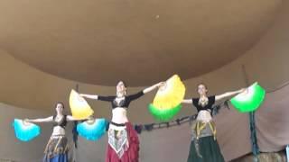 Taya Tan Fans @ Escondido Renaissance Faire 2012