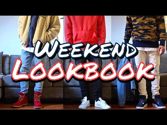 OUTFITS OF THE WEEKEND! ADIDAS