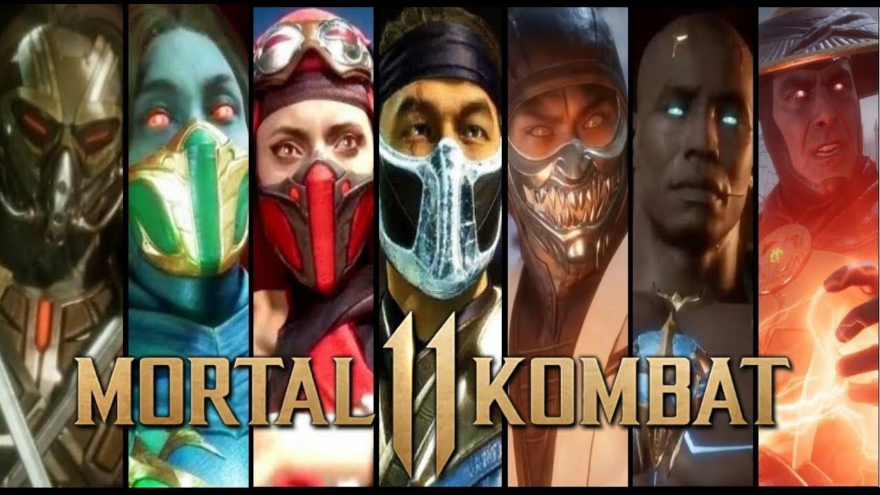 Mortal Kombat 11 ALL NEW Fatalities and Brutalities
