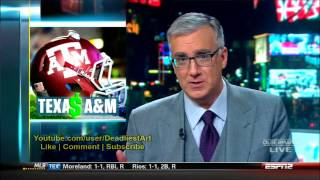 Olbermann | Keith Olbermann discusses Johnny Manziel and Texas A&M - ESPN Sport First Take