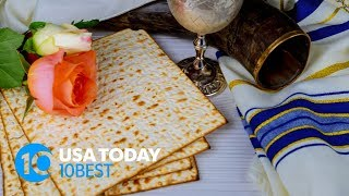 Festival of Freedom: 6 facts about the Passover holiday thumbnail