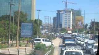 Dar Es Salaam Traffic