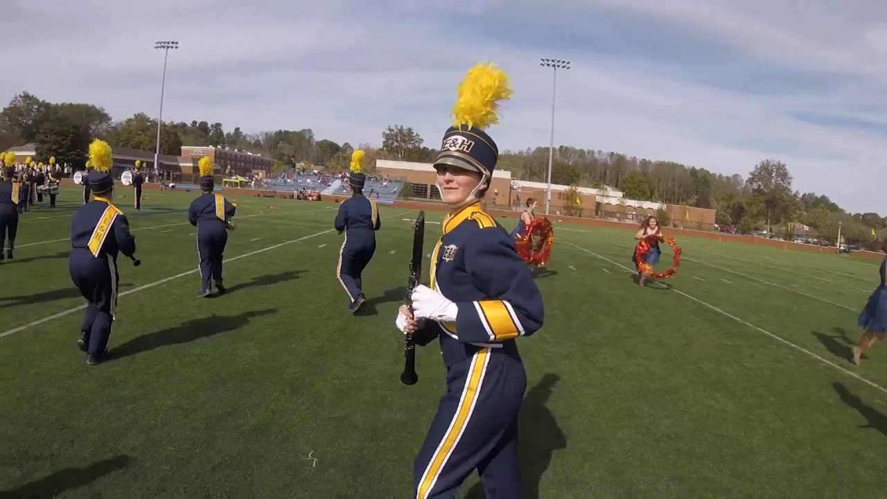 Marching Band • Music Department • Emory & Henry