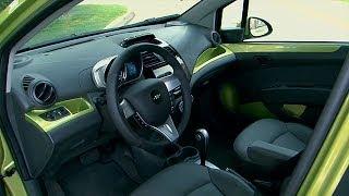 2014 Chevrolet Spark Interior Review