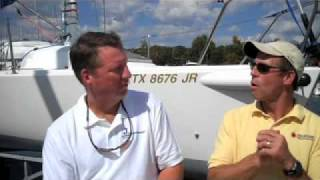 Scott Young - J/80 Worlds 2010 - Part 1