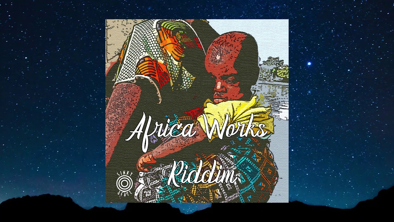 "Download Reggae instrumental Beat - New Roots ""Africa Works Riddim"" - Marley type Beat"