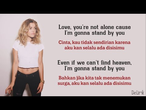 Stand By You - Rachel Platten (Lyrics video dan terjemahan)